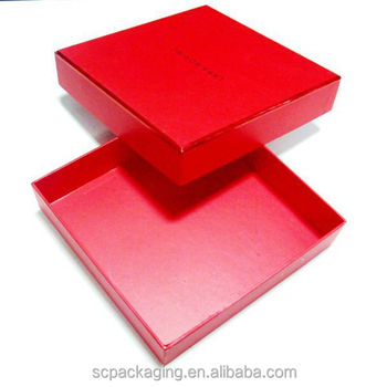 Cheap Apparel Boxes Wholesale Apparel Gift Boxes With