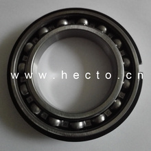 Deep Groove Ball Bearing Thrust Bearing 6017NR with Snap Ring