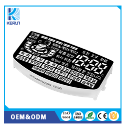 OEM 0.36 inches 10 pins single digit mini 7 segment led displays