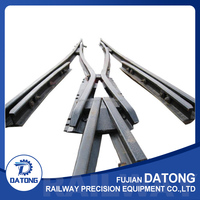 Railway steel rail, rail fasteners ,railway train accessories