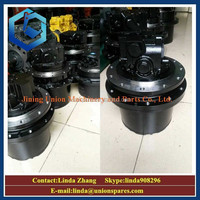 Factory price PC120-3-5-6 excavator GM18 final drives hydraulic swing travel motor with reduction box