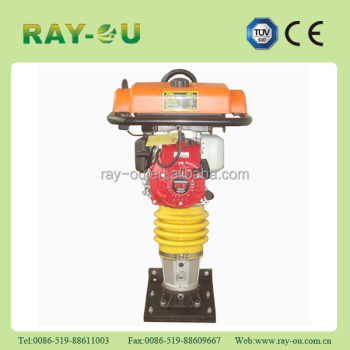 High-Quality 75KG Rammer With Honda Engine