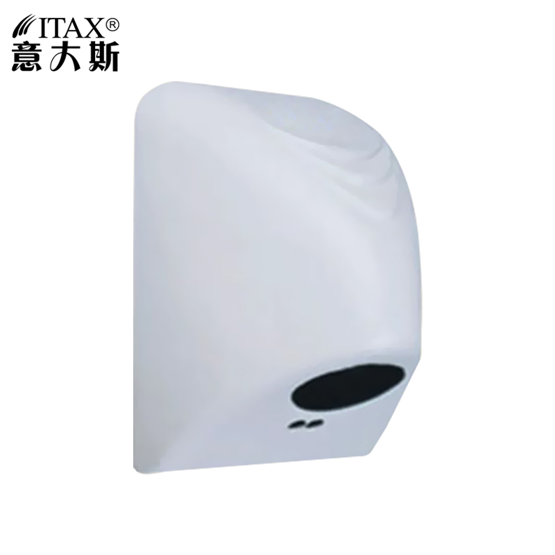 X-8814 850W wall mounted hand dryer electrical ABS plastic for with Eu plug for home hotel toliet bathroom shower hand drywer