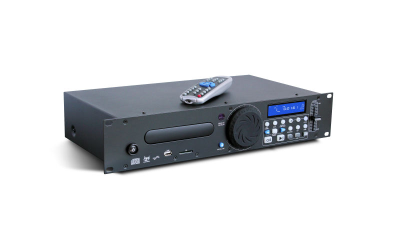 Home Pro Audio DJ CD /USD SD Card Single-Disc CD Player with MP3 Playback and Remote
