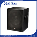 SPE AUDIO S-18B LS-1200 18 INCH 1000W outdoor stage subwoofer for sale