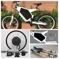 STEALTH BOMBER EBIKE Electric Bicycle Conversion