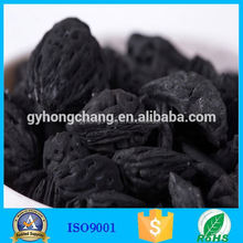 High quality impregnated powered activated carbon
