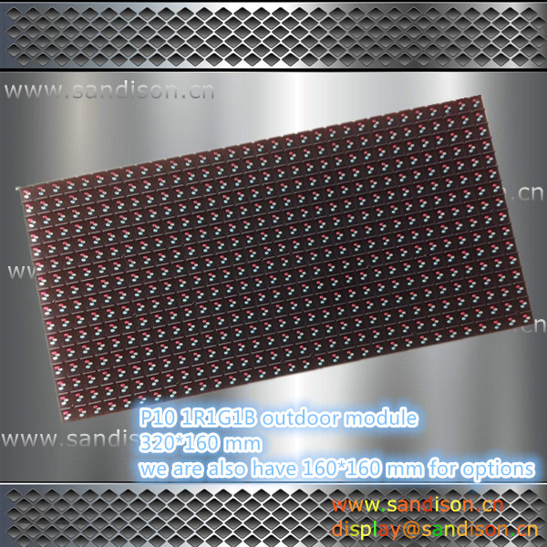Advertising Players outdoor led advertising screen price p10 outdoor led display