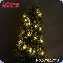 LIDORE 2015 Hot Sell LED Christmas Mini Loving Heart Battery Operated Copper Light Chain