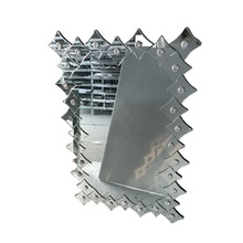Art style wall side glass mirror from china manufacture