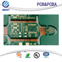 HDI pcb factory offers multilayer pcb circuit boards, multi pcb board