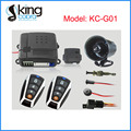 Smart Anti-theft Car Security Systems with Different Remote Control Optional