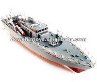 HOT!!!Ready To Run RC Torpedo Warship/Ready To Run RC Boats