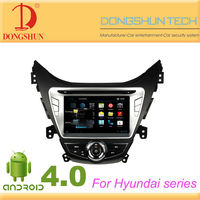 8 inch android 4.0 auto radio for hyundai