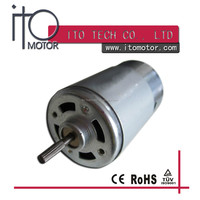 rs-540 dc motor for treadmill,high torque and speed motor dc 12 volt,36mm electric motor dc 12v