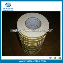 high and low temperature resistance high adhesive double sided adhesive foam tape