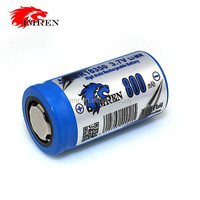 lithium ion 3.7v 800mah 18350 battery li ion rechargeable battery with CE,FCC,MSDS certification approved