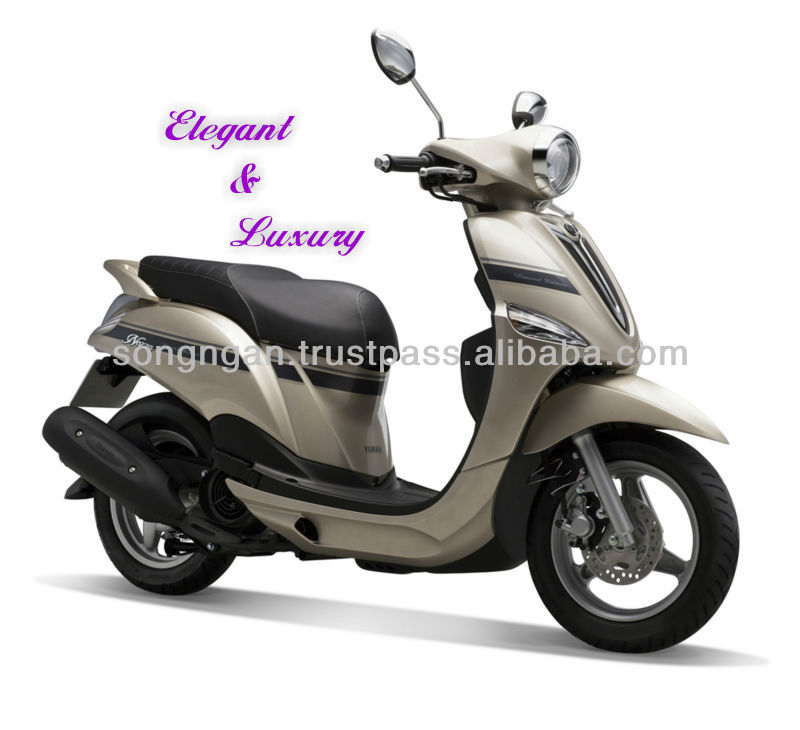 Motorcycle Nozza Limited (scooter) 113cc
