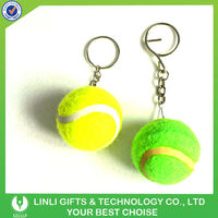 Hot Sell Fashionable Tennis Keyring