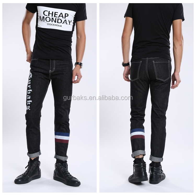 Made In China Different Size Name Brand Jeans Pent