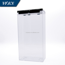 Retail store supermarket eas anti theft device plastic cosmetic magnetic security safer box
