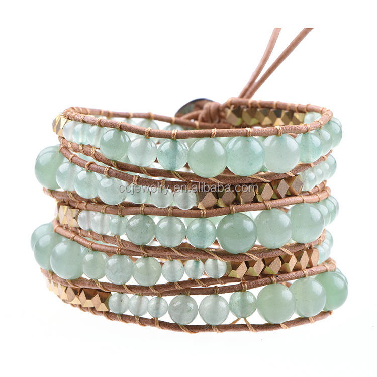 2017 trending products handmade bracelet,fashion jewelry bead wrap bracelet women <strong>accessories</strong>