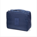 Wholesale large capacity Simple cosmetic bag with multi-functional travel bag