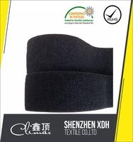 Custom self adhesive hook and loop strap