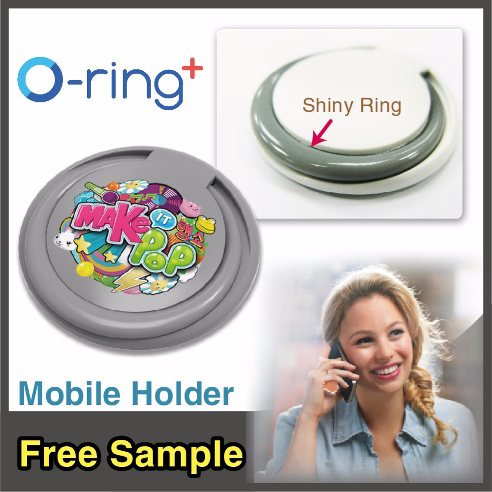 O-ring+ Novelty giveaways Smart Accessories Mobile ring holder