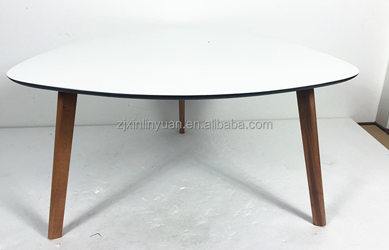European Style modern furniture tea table led coffee table for living