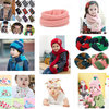 NEW FASHION HOT SELLING STYLES kids scarves knitting scarf patterns
