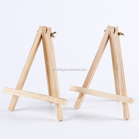 Mini Wooden Painting Easel Tripod Artist for Sketch Drawing Stand for Tablet PC