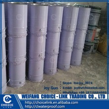 roof material non-cured rubberized asphalt waterproofing coating