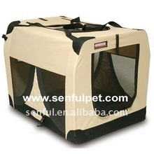 Tavel Collapsible Dog Soft Crate pet crate