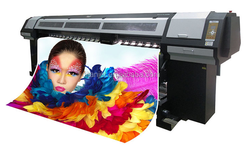 3304G5-N Price Flex Banner Printer 320cm/Digital Printing Machine