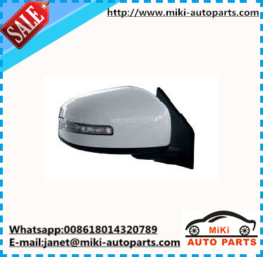 Car side mirror for Lancer Fortis auto spare parts
