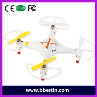 Multifunctional ls-125 2.4g rc bumblebee quadcopter with camera 20m distance control