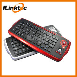 ILINKTEC Trackball mouse keyboard, 2.4G wireless keyboard and mouse for laptop