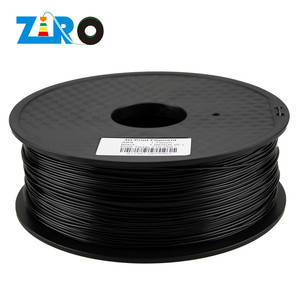 Best quality Conductive ABS 3D printer Filament for FFF FDM 3D printer