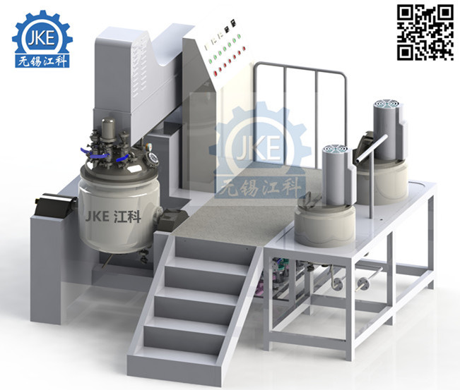 Wuxi JKE Small Capacity New Design Mozzarella Cheese Making Machine