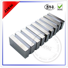super strong natural ndfeb n42 block magnets for sale