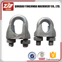 DIN741 wire rope clamp seller