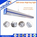 panel high bay for CE UL DLC ROSH Certification 150w led linear industrial high bay light