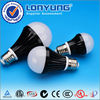 High brightness 160 degree beam angle TUV CE led bulb light housing