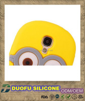 100% Eco-friendly minions mobile phone cover case