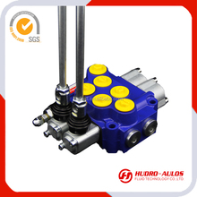 7347R DCV63 series gear motor flow control valve manufacture in china for cylinder