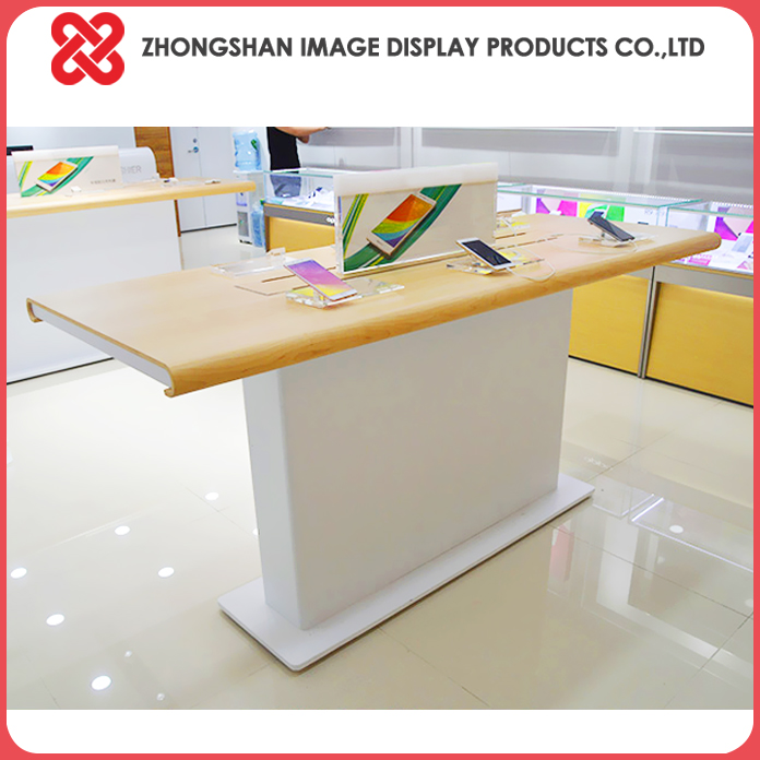 List manufacturers of cellphone store furniture design for Table design on mobile