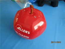 PVC inflatable, inflatable apple model, promotion inflatable apple