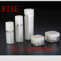 5g square acrylic jar/cosmetic container/small plastic jar