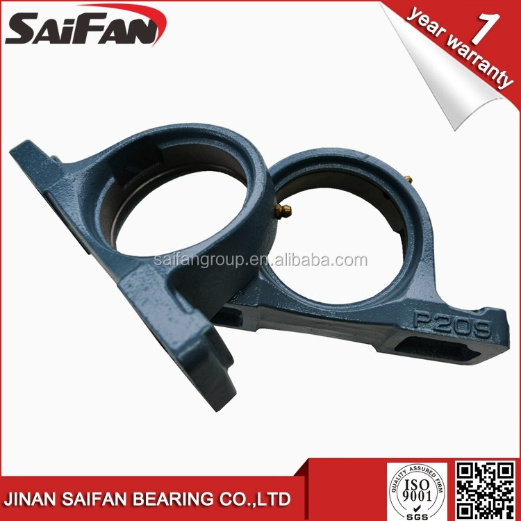 Solid Steel Blocks UCP318 Pillow Block Bearing UC318 Ball Bearing P318 Housing